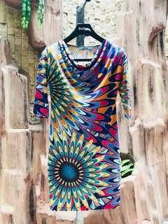 Colours Dress