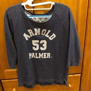 Arnold Palmer七分袖上衣