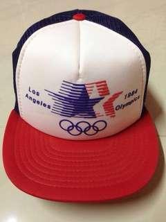 Vintage 1984 Olympic Los Angeles Snapback cap NOS