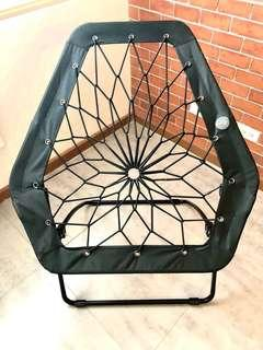 Black Bunjo (bungee chair)