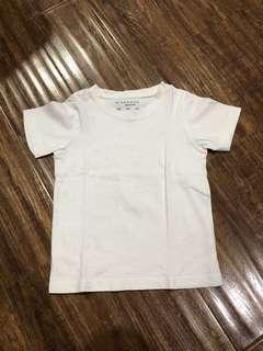 Kaos putih giordano junior