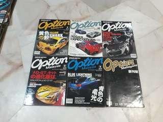 Option malaysia magazine