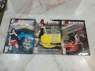 Extreme magazine