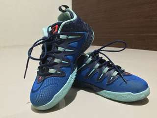 best loved 798a2 16cd4 Youth Chris Paul Jordan Blue Navy CP3.IX Shoes