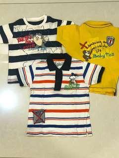Baby Taz polo shirt