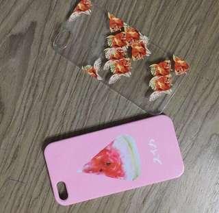 🚚 西瓜/金魚滿版手機殼