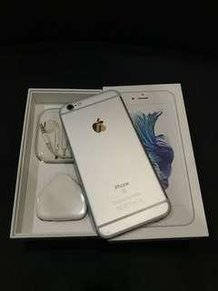 Iphone 6s 64gb Silver MYSET