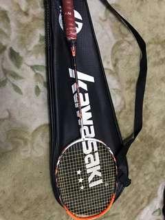 Kawasaki badminton racket