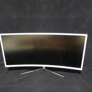 "spoilt HKC NB34C 34"" WQHD curved monitor panel - Damaged Panel"