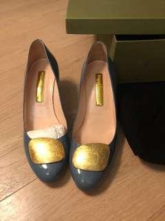 Rupert Sanderson 40 heels 2 inch