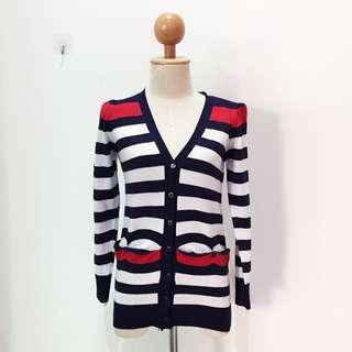 🆕BRAND NEW Striped Knit Cardigan