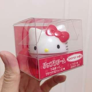 Hello Kitty 潤唇膏