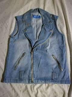 REPRICED! DENIM VEST