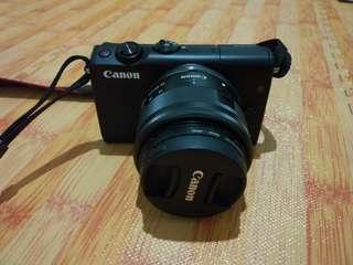 Canon EOS M100 garansi resmi