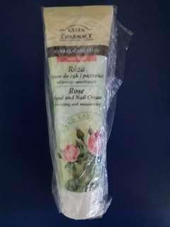 BN Rose Hand and Nail Cream