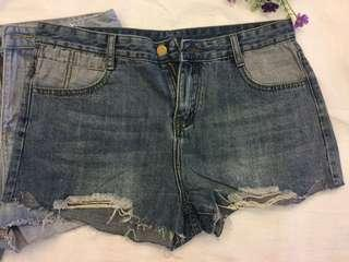 Denim Short Jeans