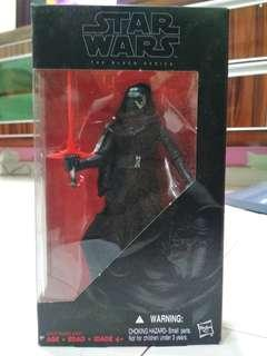 Star Wars Kylo Ren black series