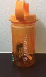 Herbalife water bottle