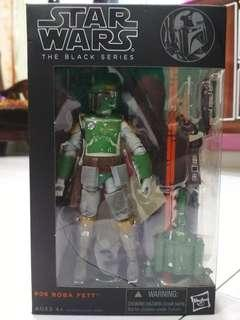 Star Wars black series boba fett