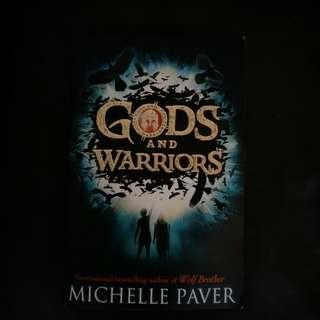 Pre - Loved Gods and Warriors by Michelle Paver [Paperback]