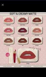 12hr matte lippes