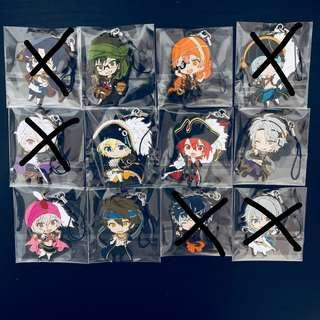 IDOLiSH7 Idol Costume Rubber Strap