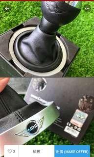 Mini Cooper Bluetooth 清貨 (O.P. euro 40)