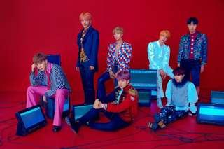 BTS Official Love Yourself: Answer POSTER (S version)