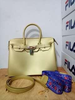Jelly bag gold