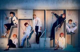 BTS Official Love Yourself: Answer Poster (E version)