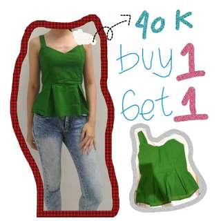 Buy 1 get 1 FREE only 40k