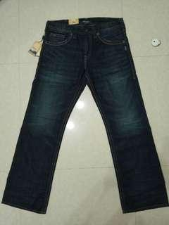 Silver men jeans