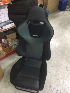 Original Recaro Driver's Euro-R seat for sale