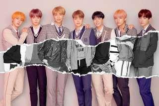 BTS Official Love Yourself: Answer POSTER (L version)