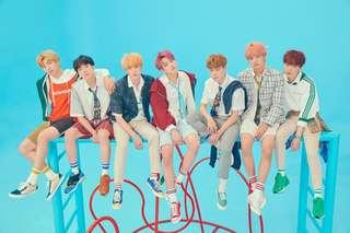 BTS Official Love Yourself: Answer POSTER (F version)