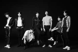 BTS Official Love Yourself: Tear POSTER (O version)