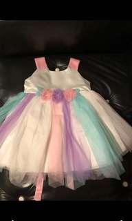 Instock baby girl party dress