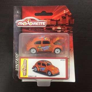 Majjorate Volkswagon Beetle