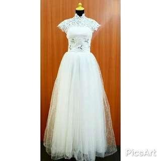 Pakain baju pernikahan / kebaya