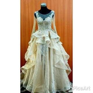 Pakain baju pengantin/ kebaya