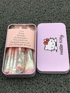 Hello Kitty Brush set (7 pieces)