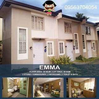 House and lot Emma (rent to own)