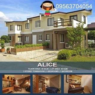 House and lot Alice (rent to own)