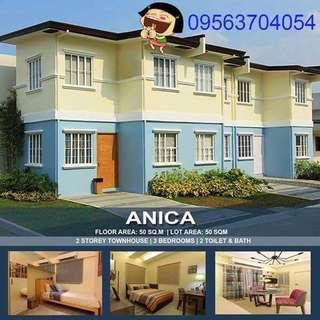 House and lot Anica (rent to own)