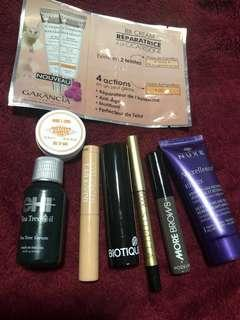 🇫🇷 Assorted Make-up from Birchbox France