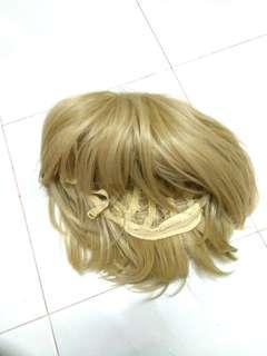 Hair Wig blonde