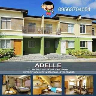 House and lot Adelle (rent to own)