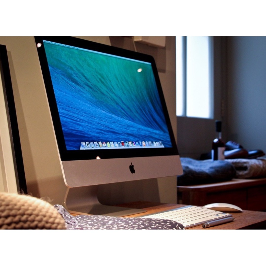 🖥 Mint condition iMac ( 21 5 Late 2013 )