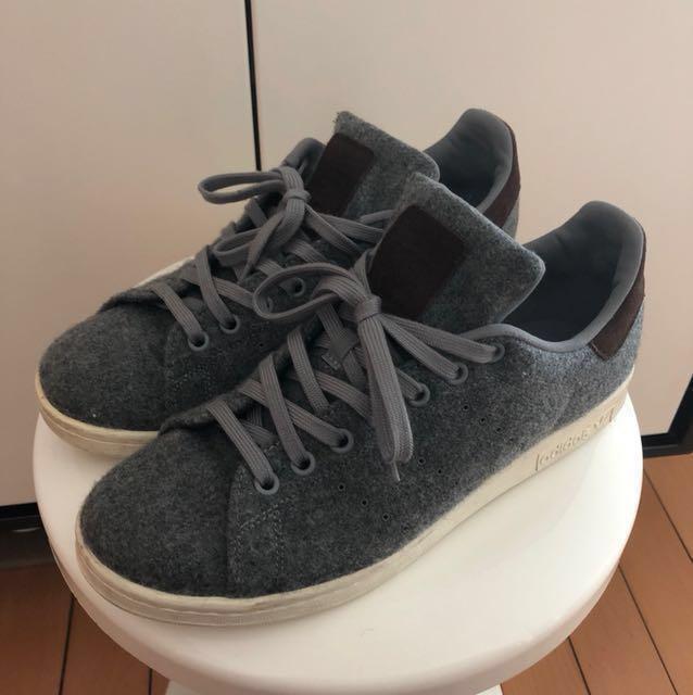 huge selection of 9f570 124fa 英國 UK Adidas Stan Smith Winter Sports Shoes 潮 型 運動 鞋 男