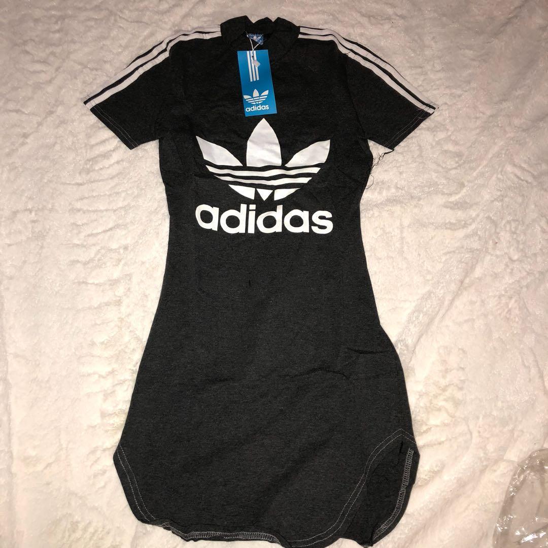 Adidas t-shirt dress